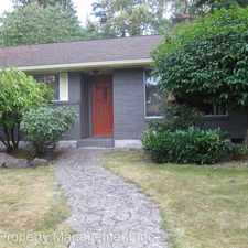 Rental info for 9616 219th Street SW