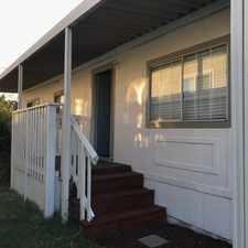 Rental info for Mobile Home for Sale, Great for Students