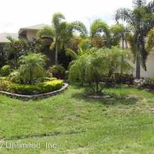 Rental info for 3301 SW McMullen Street in the 34953 area