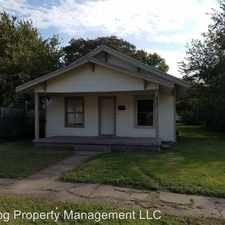 Rental info for 413 N Lake in the Ponca City area
