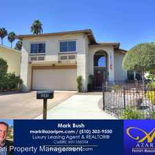 Rental info for 1245 Fontainbleu in the Milpitas area