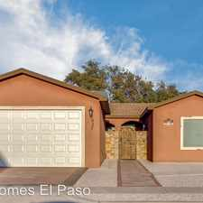 Rental info for 1027 Chris Forbes in the Socorro area