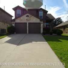 Rental info for 11608 HARPSTER BEND in the Cedar Park area