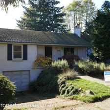 Rental info for 3707 SW Kenyon St. in the Fauntleroy area