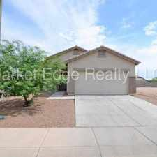 Rental info for 3 Bed in Buckeye--Ready for Immediate Move In