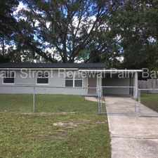Rental info for 5203 Archery Avenue in the Jacksonville area