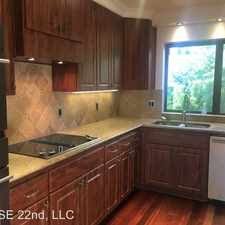 Rental info for 6520 - 6570 SW Canyon Court in the Portland area