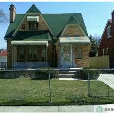 Rental info for Now available! 4 Bedroom, 1 Bath home on Detroit's West side. Most Section 8 agencies accepted- must have another source of income besides the voucher- All Cash applicants welcomed also! in the Cerveny area