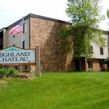 Rental info for Highland Chateau in the Duluth area