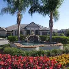 Rental info for Enclave At Wesley Chapel in the Wesley Chapel area