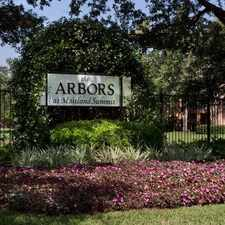 Rental info for The Arbors at Maitland