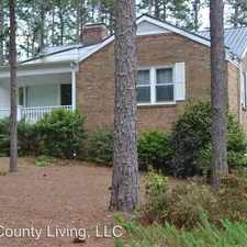 Rental info for 1107 N Ft Bragg Rd