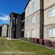 Rental info for 929 West 670 South #1