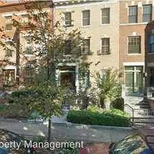 Rental info for 1723 S ST NW in the U-Street area