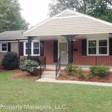Rental info for 807 N Elam Ave. in the Guilford Hills area