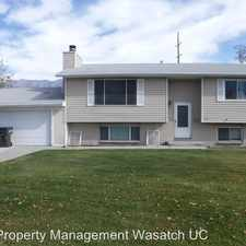 Rental info for 2125 W 710 N in the 84601 area