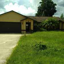 Rental info for 41 Monroe Ave. in the DeBary area