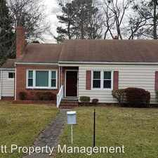 Rental info for 5 S. Greenfield Avenue