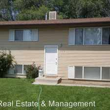 Rental info for 170 W 300 N in the Pleasant Grove area