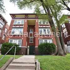 Rental info for Sunny 2 Bedroom in the Heart of Midtown KC! in the South Hyde Park area