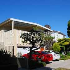 Rental info for Large Front 3 Bed./2 Bath with Washer & Dryer and Patio No. of Wilshire! in the Santa Monica area