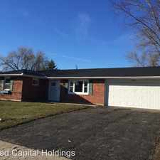 Rental info for 3058 Wyoming Drive in the Xenia area