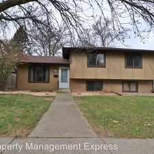 Rental info for 2429 S Center Ave in the Sioux Falls area