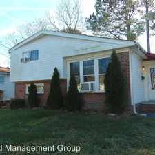 Rental info for 4517 Woolsey St in the Estabrook area
