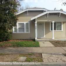 Rental info for 350 N. Locust Street in the Stockton area