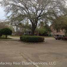 Rental info for 8500 Bluebonnet Blvd #14 in the Baton Rouge area