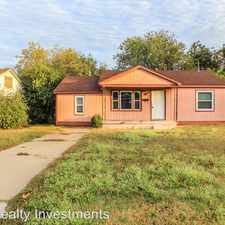 Rental info for 3401 NW 28th St. in the Oklahoma City area