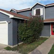 Rental info for 13307 Waverly #B in the Cedar Park area