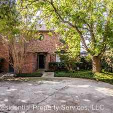 Rental info for 4631 Washburn in the Arlington Heights area