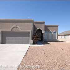 Rental info for 792 Desert Sage