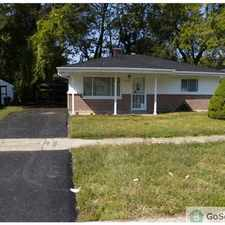 Rental info for Beautifully updated home. in the South Holland area