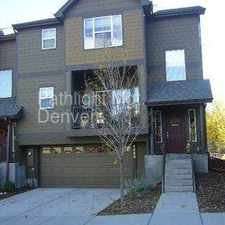 Rental info for 4062 Star View, Colorado Springs, CO, 80907 in the Holland Park area