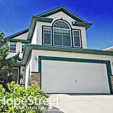 Rental info for 67 Tuscany Springs Blvd. NW - 3 Bedroom House for Rent in the Tuscany area