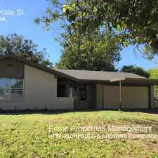 Rental info for 8817 Kate St. in the South Lake Worth area