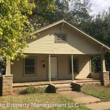 Rental info for 319 N 8th in the Ponca City area