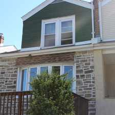 Rental info for 7423 Rockwell Avenue in the Philadelphia area