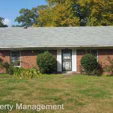 Rental info for 1484 Haywood Avenue in the Frayser area