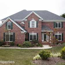 Rental info for 104 Fox Den Circle in the Statesville area