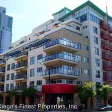 Rental info for 875 G St #705 in the Core-Columbia area