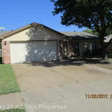 Rental info for 552 Greenway Drive in the Saginaw area