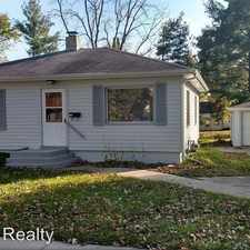 Rental info for 1315 Mole Ave. in the Janesville area