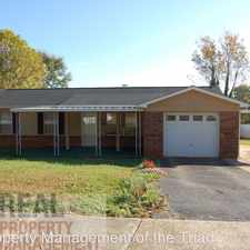 Rental info for 1015 Claremont Ave in the Winston-Salem area