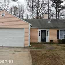 Rental info for 6016 Black Bear Ct in the Pawtuckett area