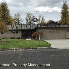 Rental info for 1861 Fairway in the Walla Walla area