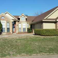 Rental info for Tricon American Homes in the Grand Prairie area