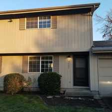 Rental info for Meadowview Townhouses 4325 Sean Street in the Eugene area
